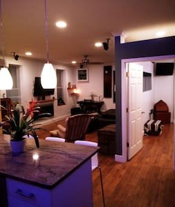 Newly Remodeled Loft in Historic Downtown Marietta