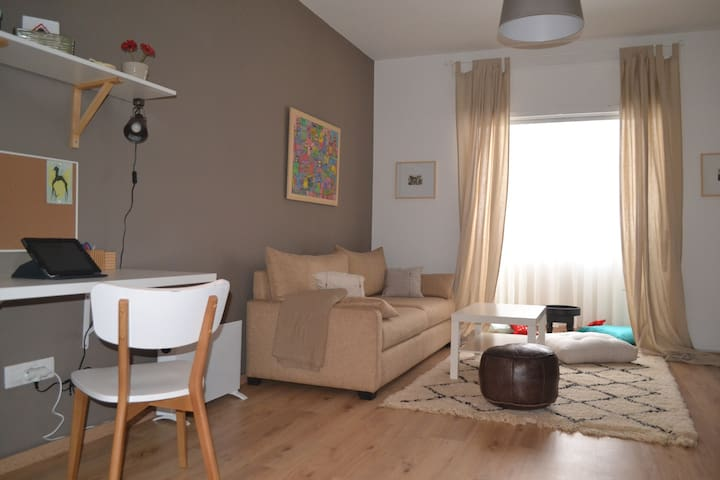 Cozy & comfortable apartment in the heart of Rabat