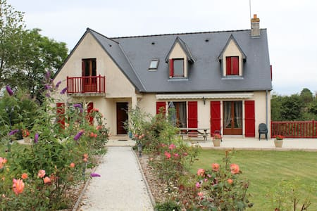 Comfortable house mancelles alps - Hus