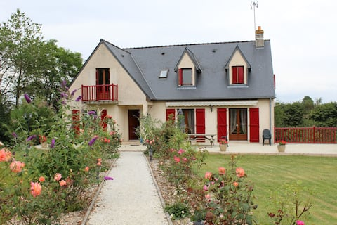 chambres spacieuses proches alpes mancelles