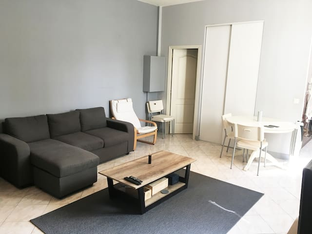 Paris : Studio confortable Canal Saint Martin