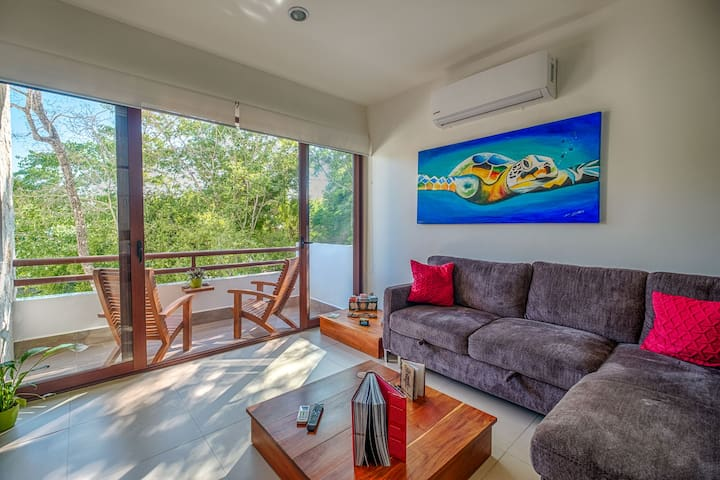 ⭐️ Ocean Breeze Akumal, 2 bedroom apartment ⭐️