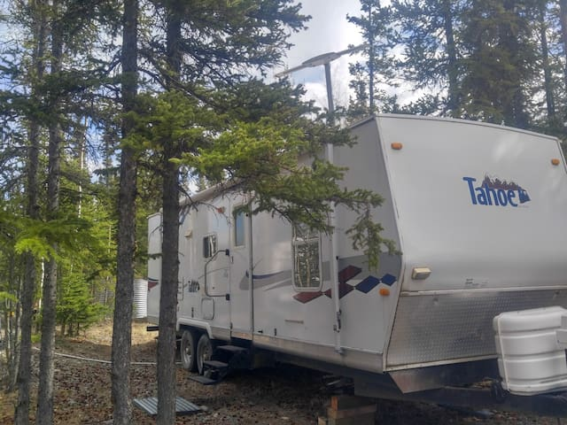 Alaskan Stoves RV Cabin: Tahoe Row B-3
