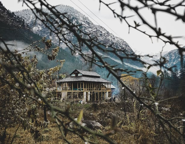Moksha Farmhouse Cafe