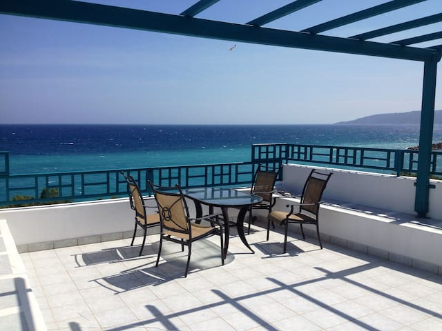 AgiaFotiaBeach Maisonette Apartment - Chios - Apartment