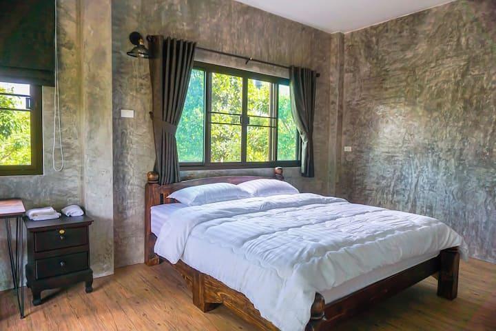 Chiang Dao Basecamp Resort - Loft Room 3