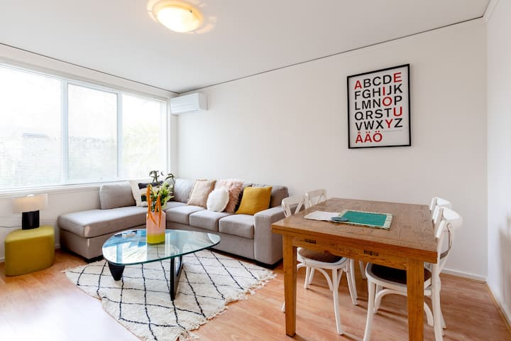 Stylish One Bedroom Apartment in Leafy Hawthorn