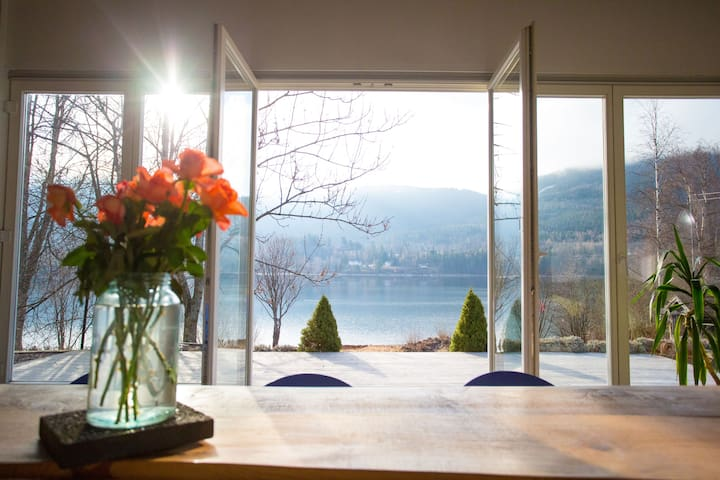 Casa Haugerud - Your luxury house by the fjord - Hole - House
