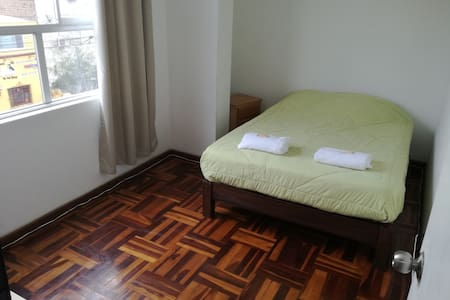 Private room with street view, BREAKFAST, Netflix - Miraflores
