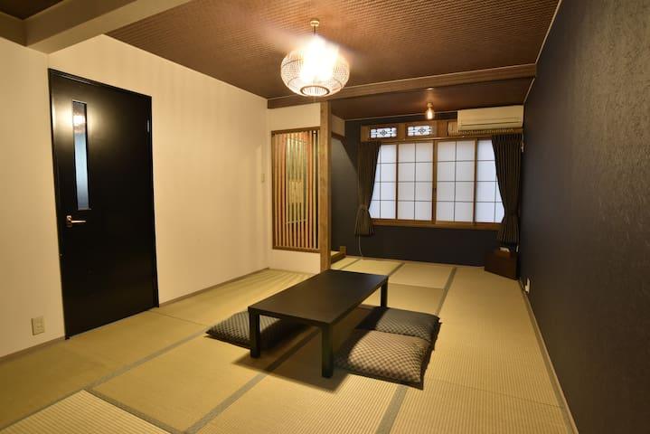 COZY JPN room,1min from station - Fushimi-ku, Kyōto-shi - Huoneisto
