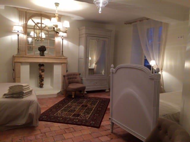 La Maison des Buis - CHAMBRE MATHILDE