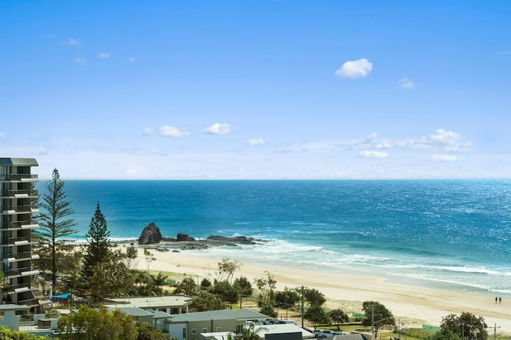 Villa Woodgee Currumbin Beach Coastal Escape