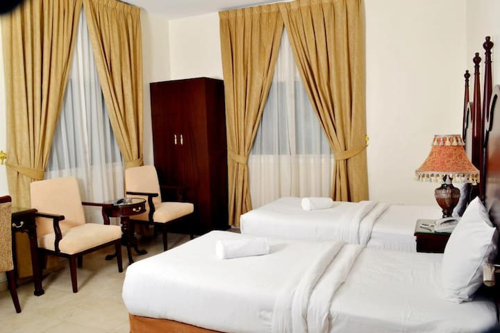 Couple Room Near Corniche-Ajman