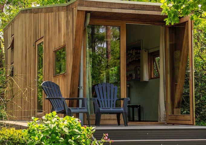 Tiny Eco House - Buitengebied Utrecht.
