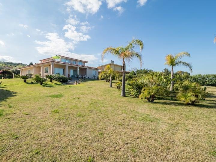 Benvenuti B&B Villa Le Bouganville - Stanza Rosa
