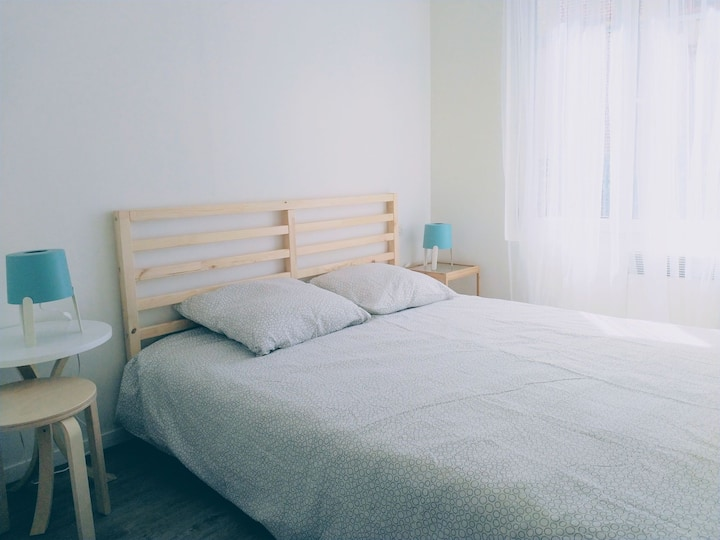 Appartement cosy au coeur de Rouen F2