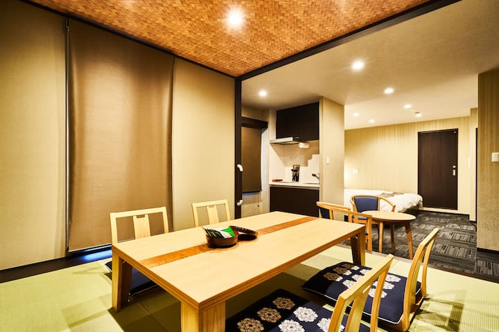 Japanese Style Apartment -Deluxe Family#203