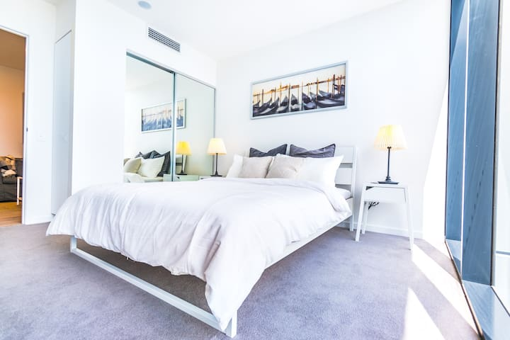 Top Level Relaxing Apartment at South Bank