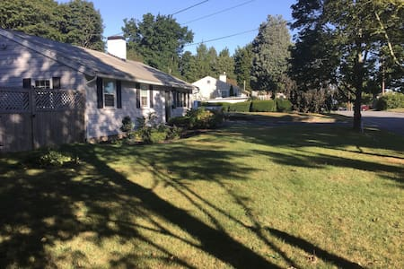 Family Home Convenient to Boston - Hingham - Talo