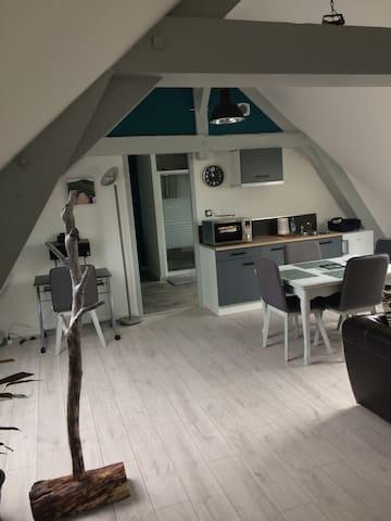Appartement proche de la gare TGV