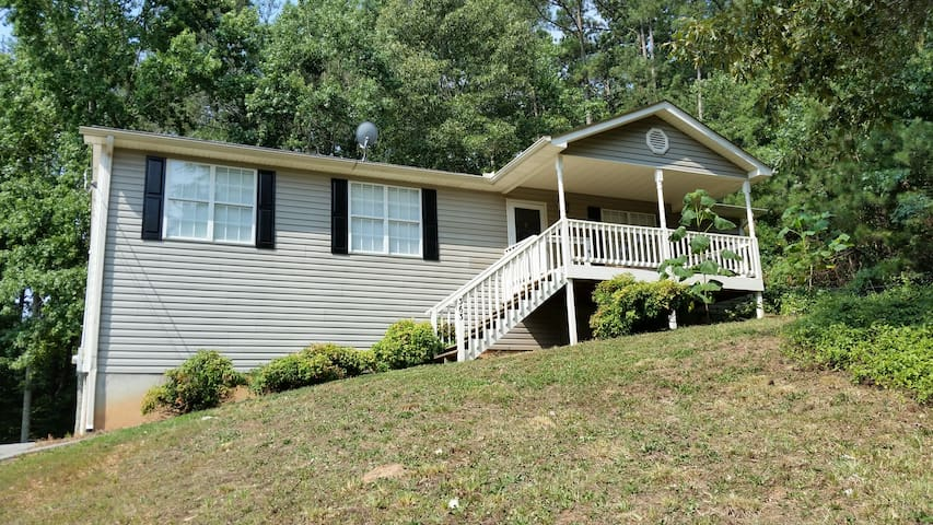 Cozy House on the Hill. - Cartersville - Daire