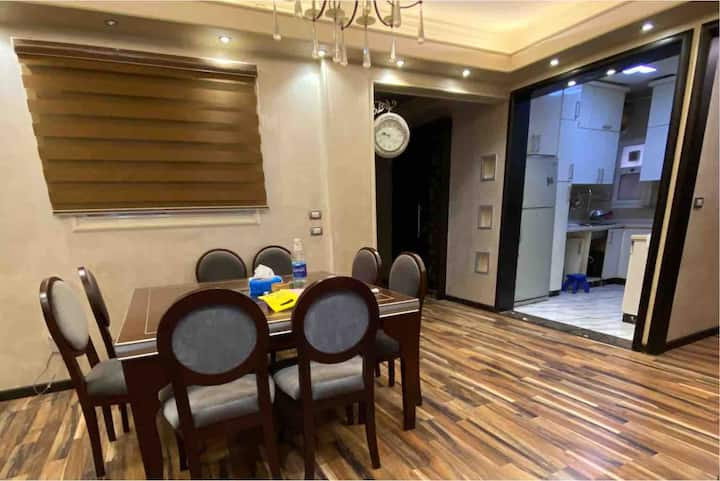 Entire apartment Smouha Super Lux