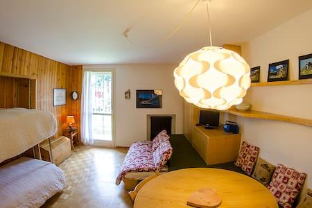 Monolocale in centro-Villa Adele - Madesimo - Apartment