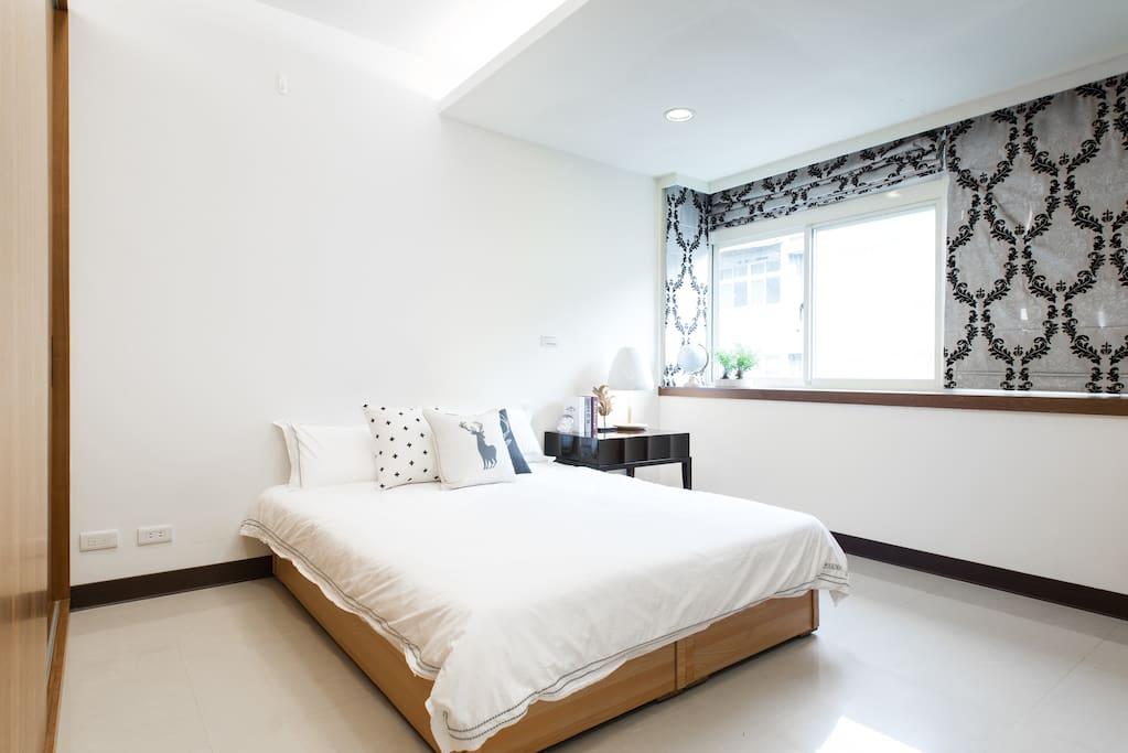 明亮的房間 :)
