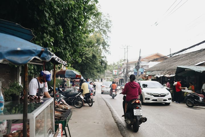 Guidebook for Rampoeng-Pongnoi village