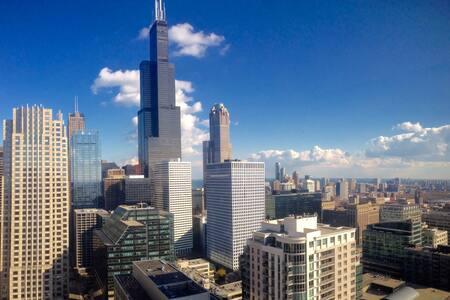 Luxury Chicago Skyline Condo - Chicago - Apartment
