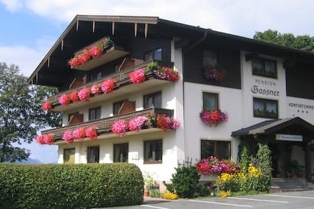 Comfortable B&B with balcony in the Alps - Steindorf