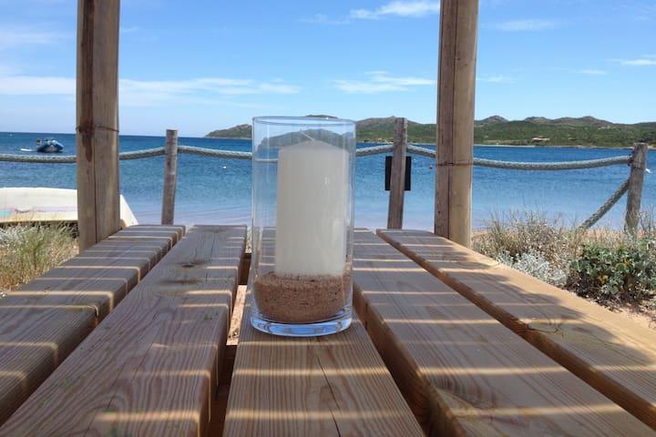Location de caractère à 500 mètres de la plage. - Bonifacio