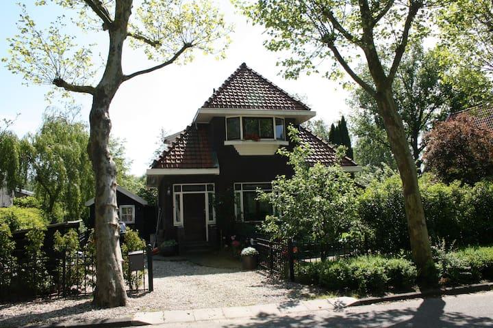 Amsterdam - beautiful detached house - アムステルダム - 別荘