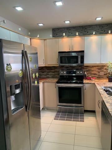 Fully renovated house .close to downtown & u of a