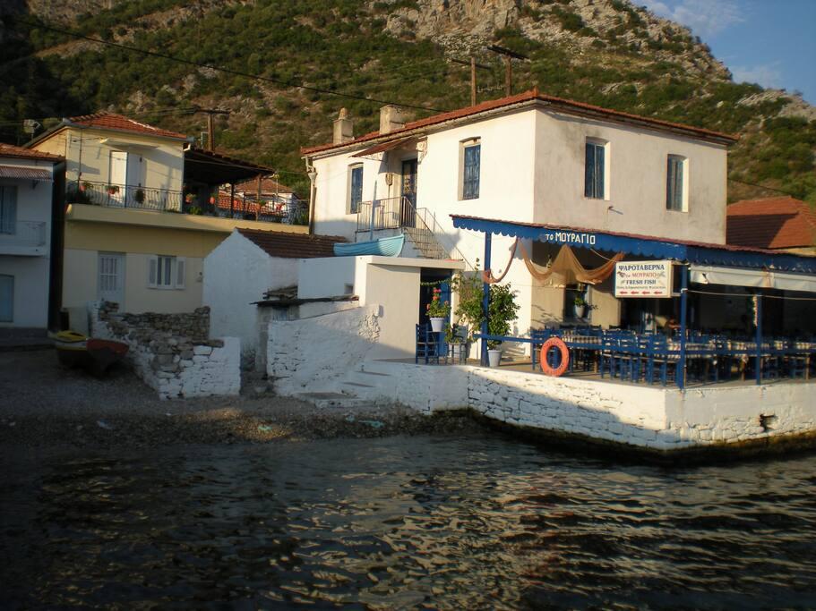 Agia Kyriakh, Trikeri, Magnesia, House