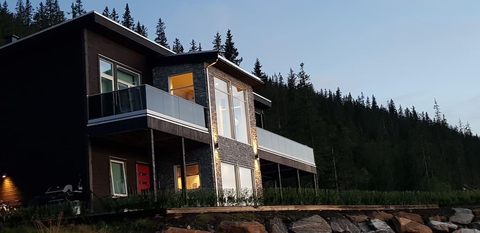 Villa with fantastic view