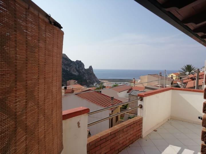Appartamento con vista mare a Buggerru