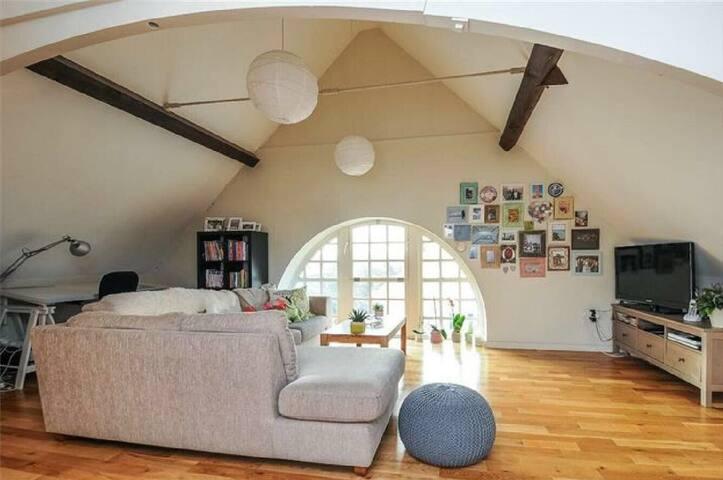 The best modern apartment in Wimbledon - London - Apartment