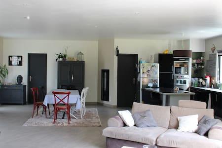 Villa proche circuit 24 H - Saint-Gervais-en-Belin - 別荘