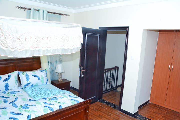 Bedroom 1 Master Bedroom: Enjoy great dreams in the comfort of this room without the worry of mosquitos