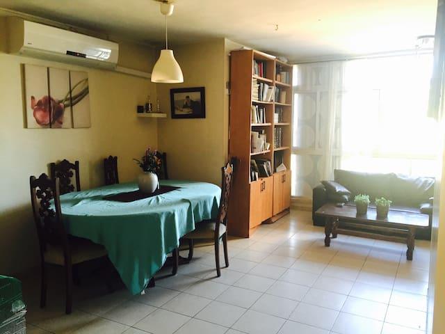 Nice apartment in Jerusalem