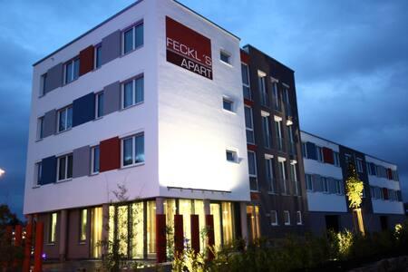 Modernes Serviced-Apartment bei Stuttgart