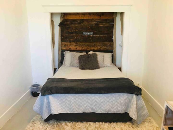 Joes Valley Bedroom