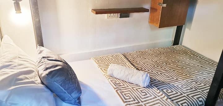 Asmara Siargao Hostel Bed#1 in Dorm B