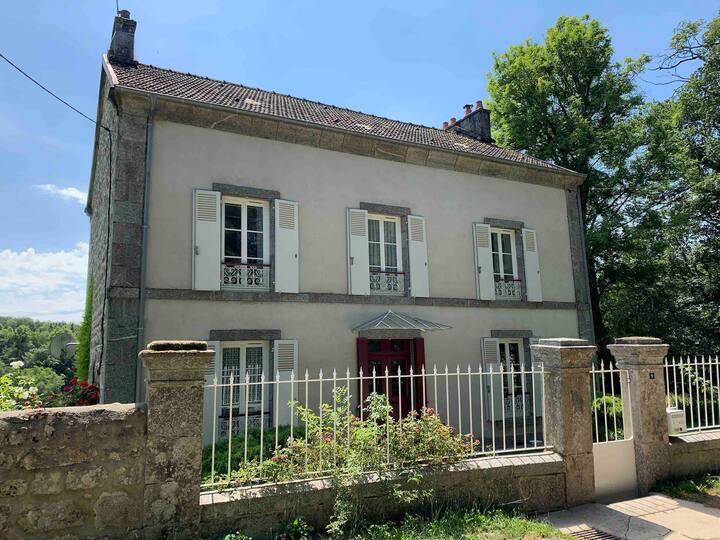 Maison au cœur de la Creuse