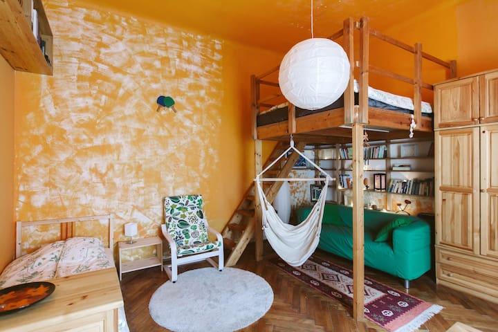 Ping Pong apartment