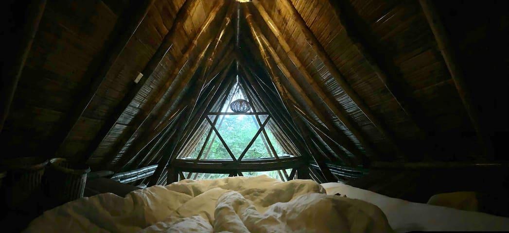 Bamboo Casita with Loft