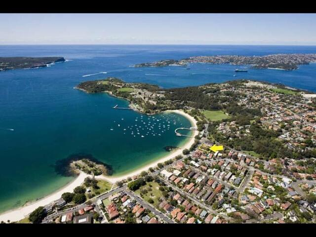 Relaxing Holidays on Balmoral Beach - Mosman - Huoneisto