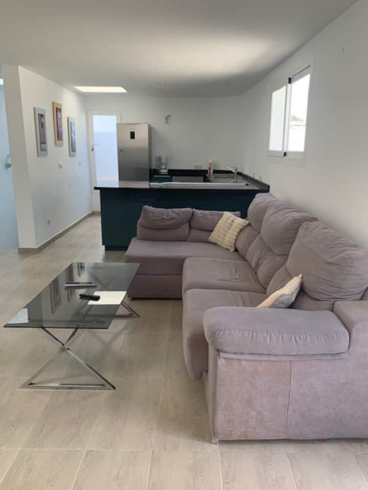 Playa Blanca apartment ideal for a couple