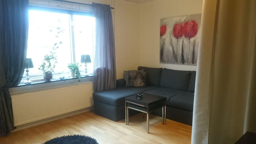 Apartment With Patio, Close to Tylösand. - Halmstad - Apartemen